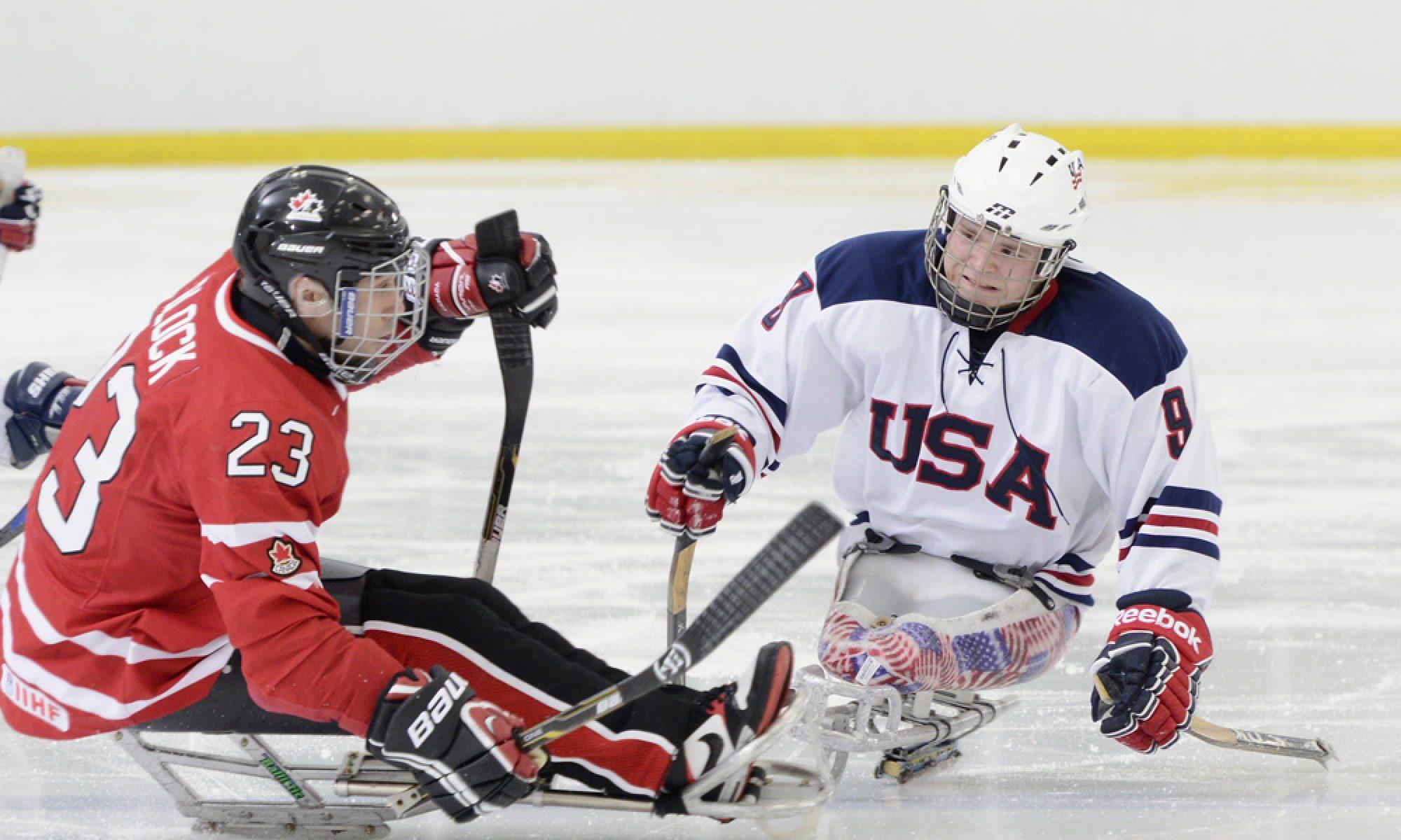 Adaptive Athlete